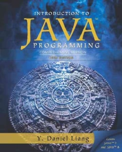 Intro to Java Programming + MyProgrammingLab With Pearson Etext Access Card