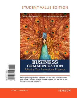 Business Communication: Polishing Your Professional Presence (Other book format)