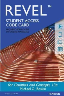 Countries and Concepts Revel Access Code (Other merchandise)