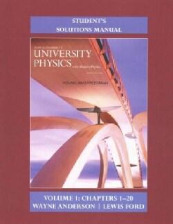 Sears & Zemansky's University Physics: Chapters 1-20: With Modern Physics (Paperback)