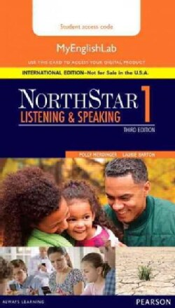 Northstar, Level 1 Myenglishlab: Listening and Speaking (Other merchandise)