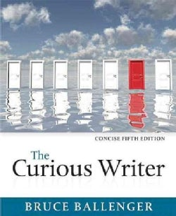 The Curious Writer (Paperback)