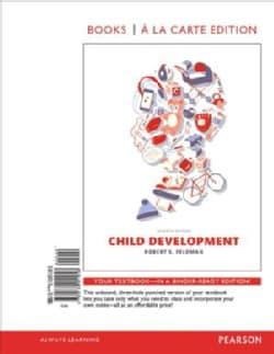 Child Development + Revel Access Card: Books a La Carte Edition