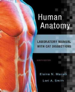 Human Anatomy With Cat Dissections (Paperback)