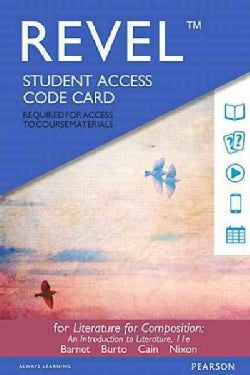 Revel for Literature for Composition Access Card (Other merchandise)