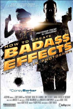 Photoshop Tricks for Designers: How to Create Bada$$ Effects in Photoshop (Paperback)