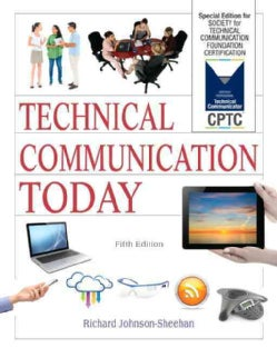 Technical Communication Today: Society for Technical Communication Foundations Certification (Hardcover)