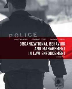 Organizational Behavior and Management in Law Enforcement (Hardcover)