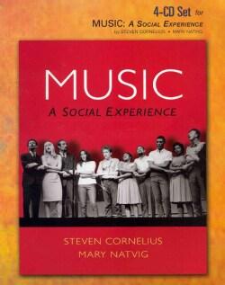 Music: A Social Experience (CD-Audio)