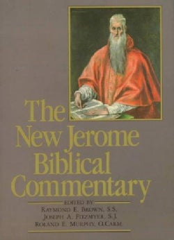 The New Jerome Biblical Commentary (Hardcover)