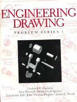 Engineering Drawing: Problems Series 1 (Paperback)