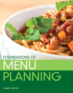 Foundations of Menu Planning (Paperback)