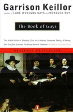 The Book of Guys: Stories (Paperback)