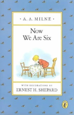 Now We Are Six (Paperback)