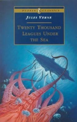 Twenty Thousand Leagues Under the Sea (Paperback)