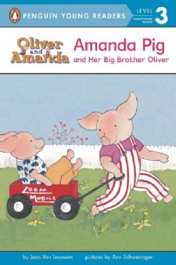 Amanda Pig and Her Big Brother Oliver (Paperback)