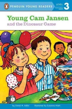 Young Cam Jansen and the Dinosaur Game (Paperback)