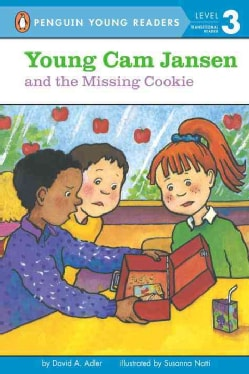Young Cam Jansen and the Missing Cookie (Paperback)