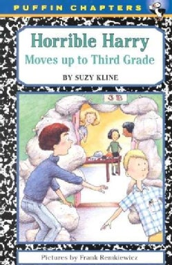 Horrible Harry Moves Up to Third Grade (Paperback)