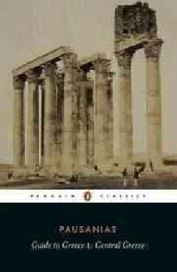 Guide to Greece: Volume 1: Central Greece (Paperback)