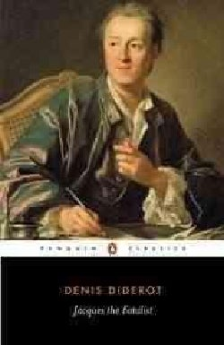 Jacques the Fatalist and His Master (Paperback)