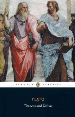 Timaeus and Critias (Paperback)