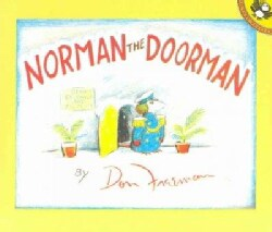 Norman the Doorman (Paperback)