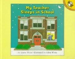 My Teacher Sleeps in School (Paperback)