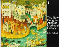 The New Penguin Atlas of Medieval History (Paperback)