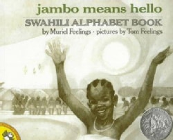 Jambo Means Hello: Swahili Alphabet Book (Paperback)