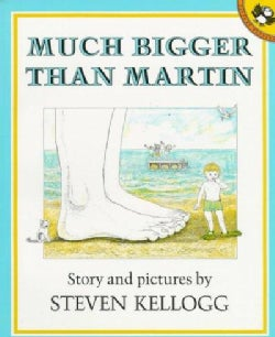 Much Bigger Than Martin (Paperback)