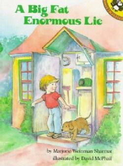 A Big Fat Enormous Lie (Paperback)