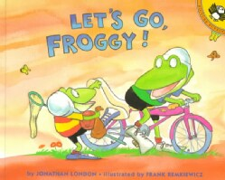Let's Go, Froggy! (Paperback)