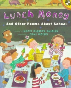 Lunch Money and Other Poems About School (Paperback)