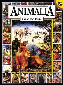 Animalia (Paperback)