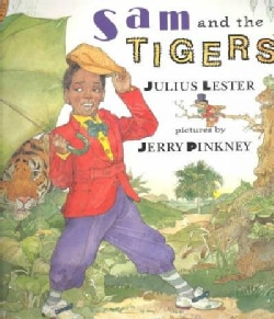 Sam and the Tigers: A Retelling of 'little Black Sambo' (Paperback)