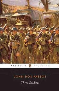 Three Soldiers (Paperback)