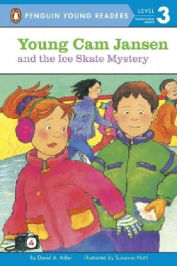 Young Cam Jansen and the Ice Skate Mystery (Paperback)