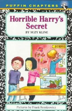 Horrible Harry's Secret (Paperback)