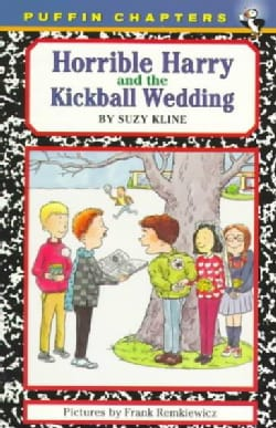 Horrible Harry and the Kickball Wedding (Paperback)