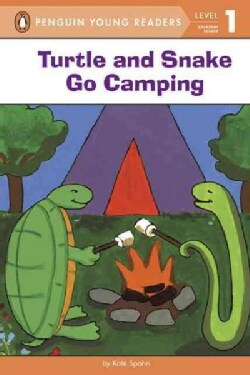 Turtle and Snake Go Camping (Paperback)