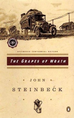 The Grapes of Wrath: John Steinbeck Centennial Edition (1902-2002) (Paperback)