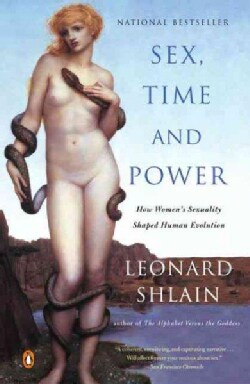 Sex, Time, and Power: HOw Women's Sexuality Shaped Human Evolution (Paperback)