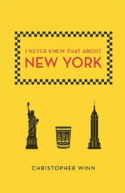 I Never Knew That About New York (Paperback)