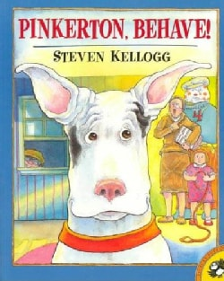 Pinkerton, Behave! (Paperback)