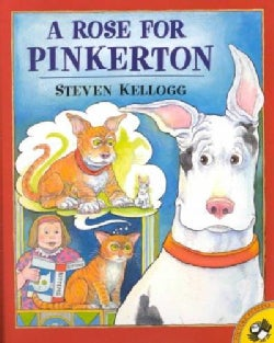 A Rose for Pinkerton (Paperback)