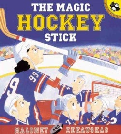 The Magic Hockey Stick (Paperback)