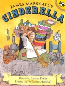 James Marshall's Cinderella (Paperback)
