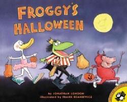 Froggy's Halloween (Paperback)