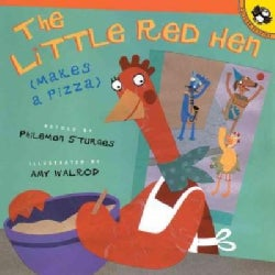 The Little Red Hen (Makes a Pizza) (Paperback)